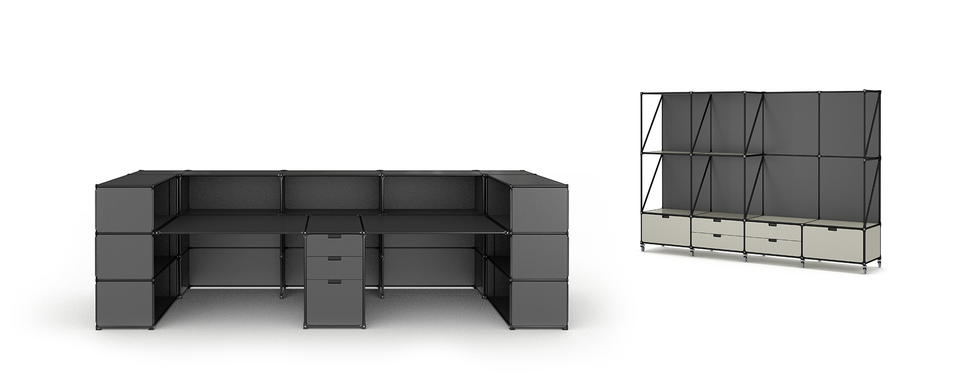 Exquisit Lowboard Ecklösung Sammlung Von Our Modular Furniture System