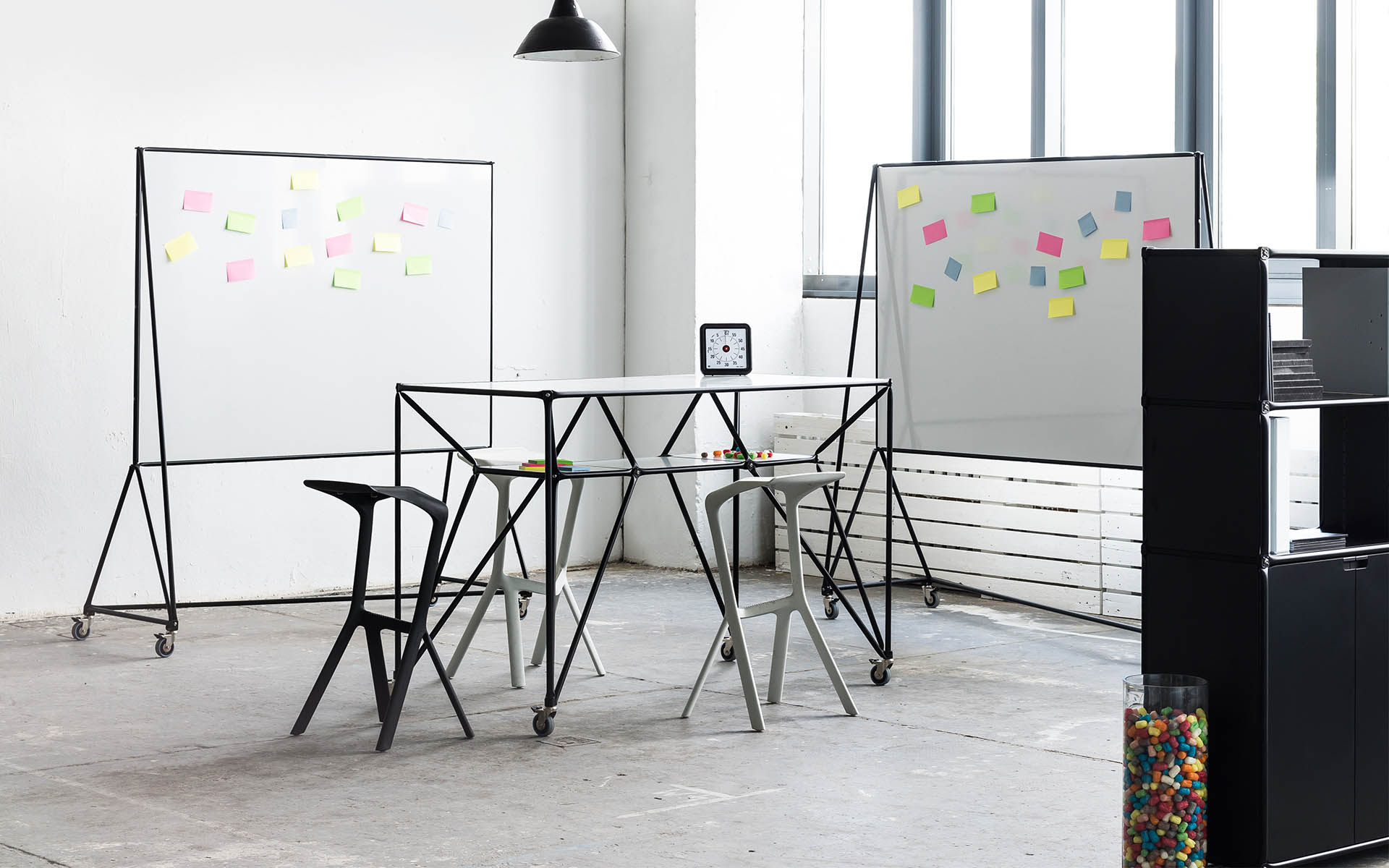 Design Thinking Line® Tables by System 180