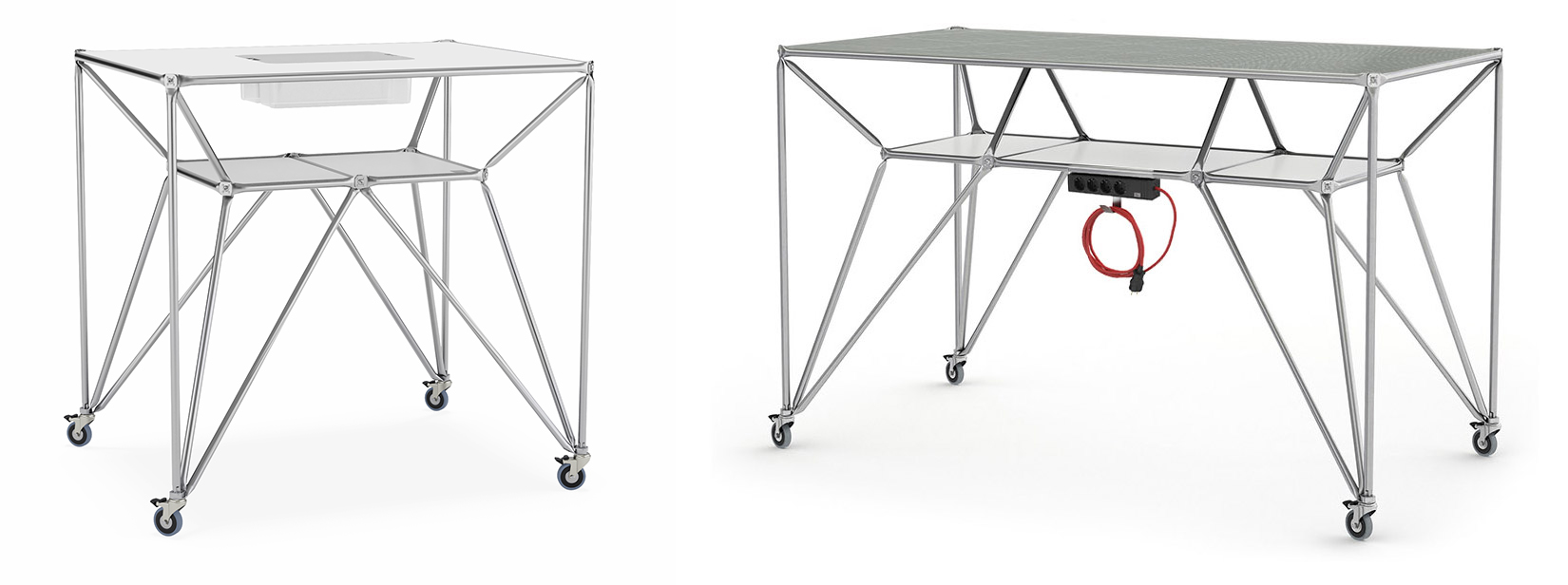 Design thinking line tables by system 180 for Design thinking tisch