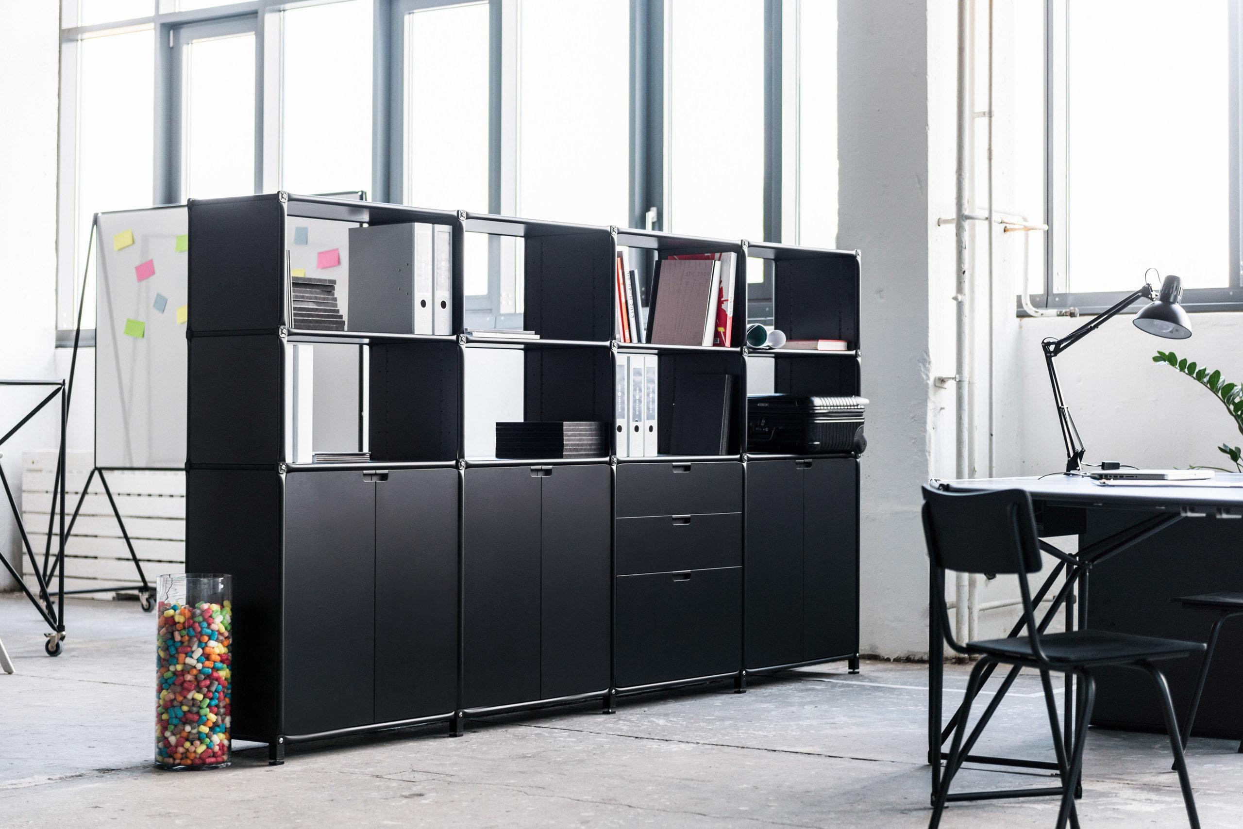 images blackline system 180 modulare einrichtung aus. Black Bedroom Furniture Sets. Home Design Ideas