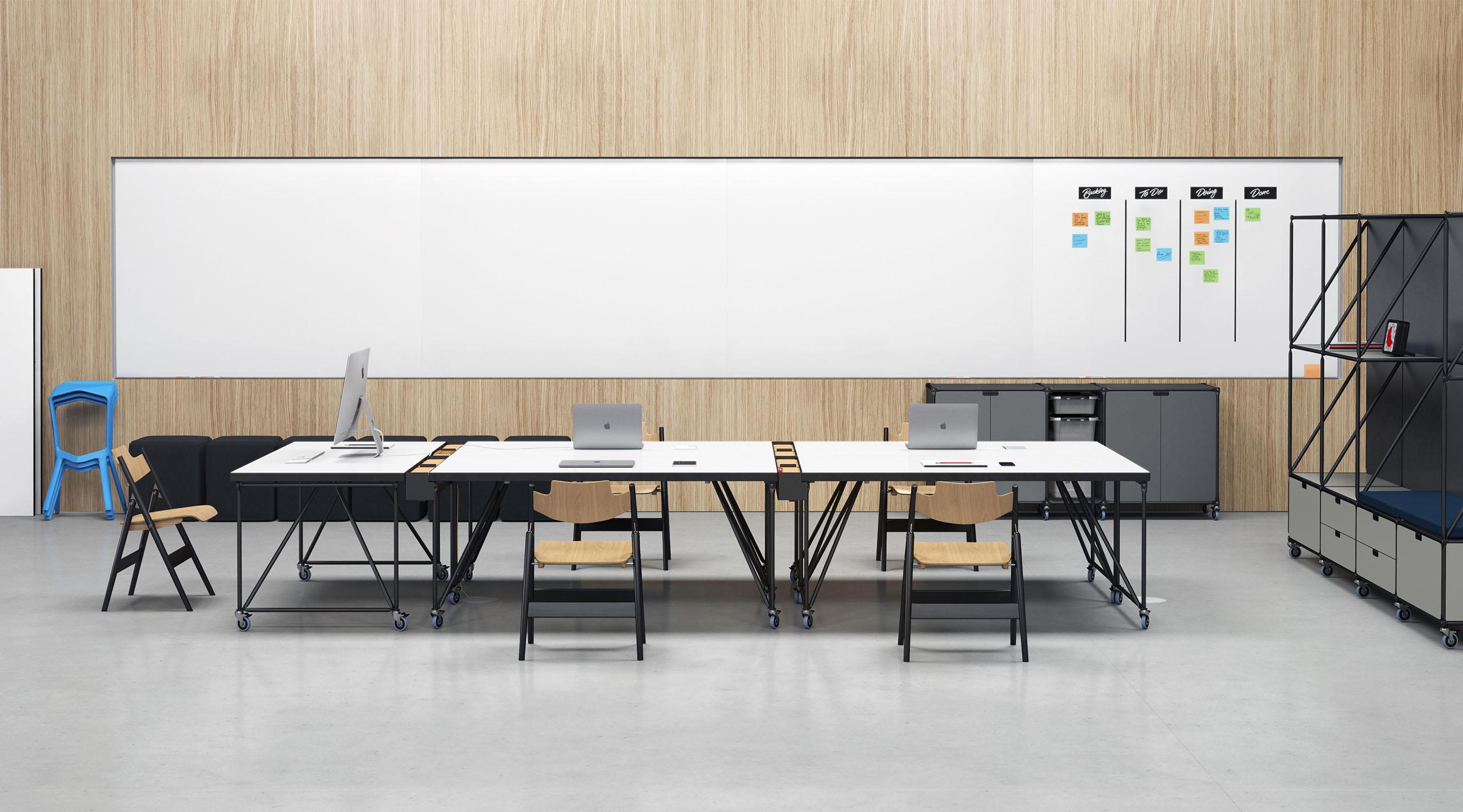 Bilder Agile Interior | System 180 – Modulare Einrichtung ...